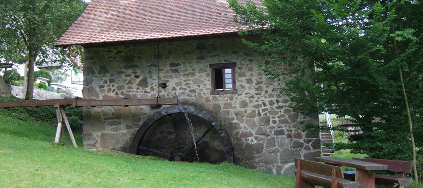 Jockelmühle ©Wolfgang Sitzler