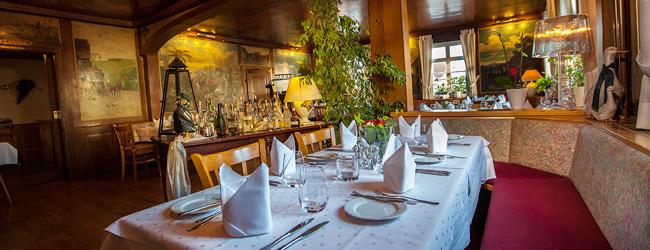 Gaststube Gasthaus zur Kanone
