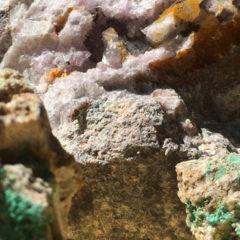 """Mineralienhalde """"Grube Clara"""""""