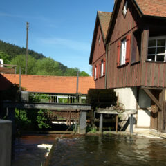 Schüttesägenmuseum