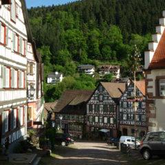 Hist. Altstadt Schiltach