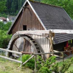 Mühlen in Hornberg