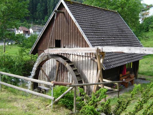 Straßerhofmühle ©Tourist-Information Hornberg