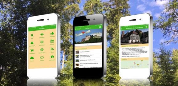 Die App für das Kinzigtal