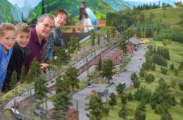 Schwarzwald-Modellbahn