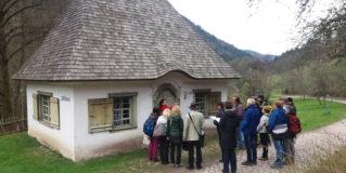 "Zehn neue ""Naturpark-Gästeführer"" zertifiziert Als Botschafter für den Naturpark unterwegs im Südschwarzwald"