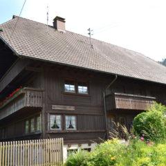 Umbau des Hermann-Schilli-Hauses als Seminar- und Ausstellungsgebäude
