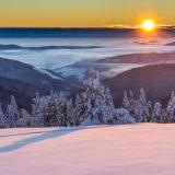 Foto-Spaziergänge am winterlichen Feldberg