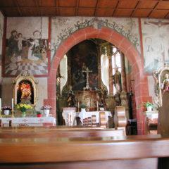 Die Bühlwegkapelle