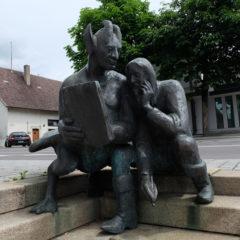 Fabeltierbrunnen Renchen