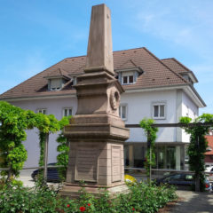 Grimmelshausendenkmal Renchen