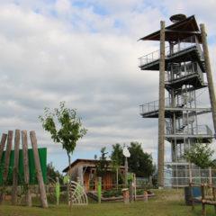 Klimawandelgarten in Rust