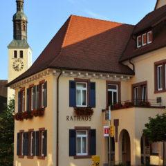 Rathaus im Franziskanerkloster