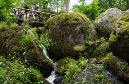 Gaishöll-Wasserfälle