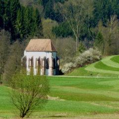 "Die Kapelle des verschwundenen Klosters ""Himmelspforte"""